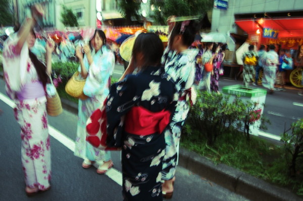 Festive atmosphere 祇園祭 #1