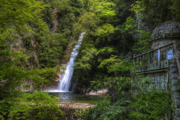 布引の滝 waterfall #1