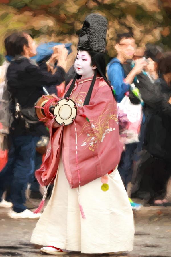Beauty in Jidai-Matsuri #2