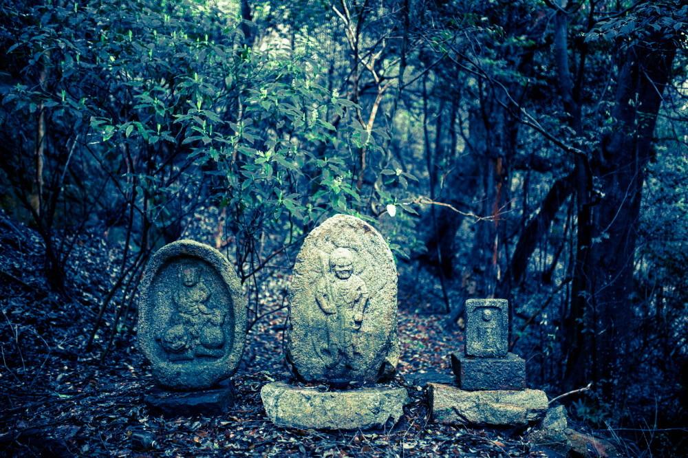 ruins and rakans #7
