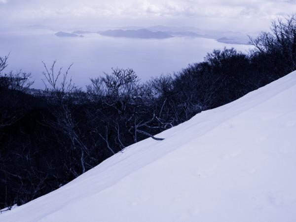 snow hike #10