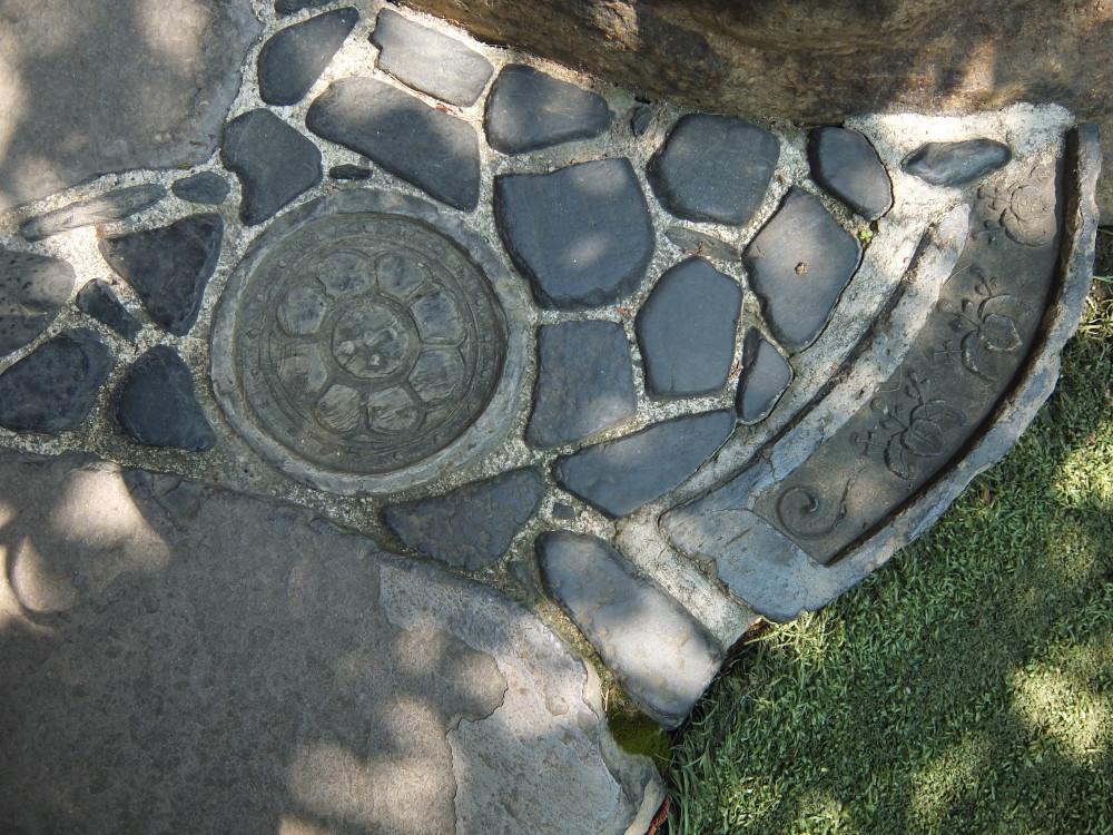 artistic pavement #1