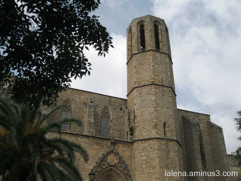 Torre del monestir