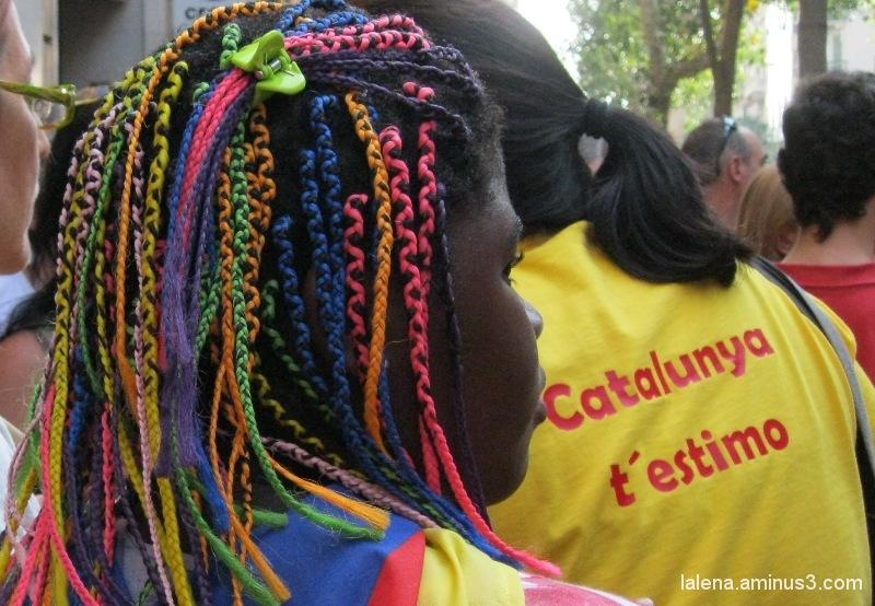 Catalunya, t'estimo.