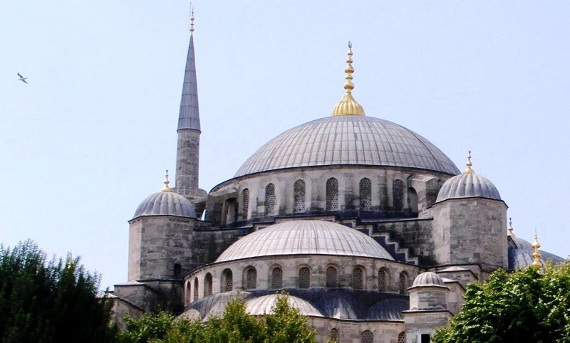 Mesquita Blava