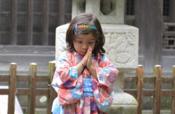 Disposada per l'oració