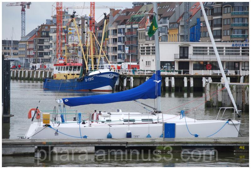 Montgomerydock, Ostend