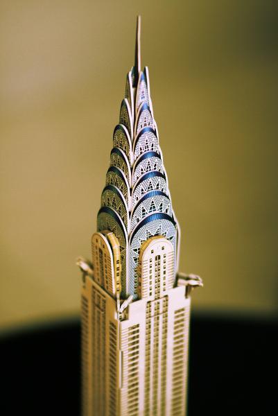 ماکت ساختمان
