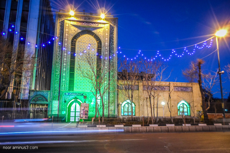 Tabriz Nights