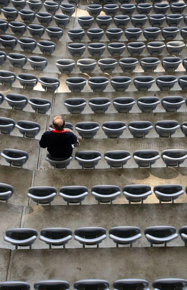der FCB macht einsam