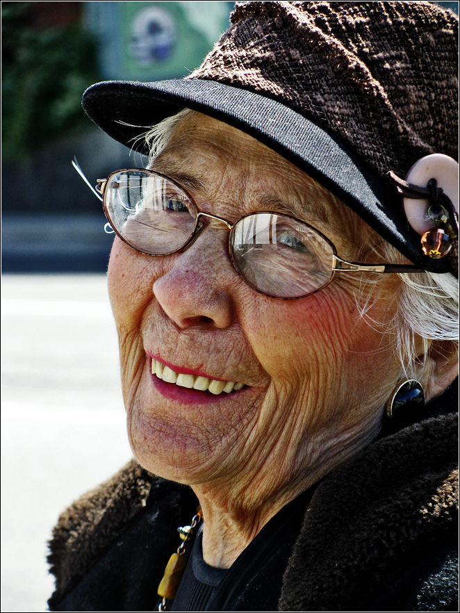 Pretty (Old) Woman