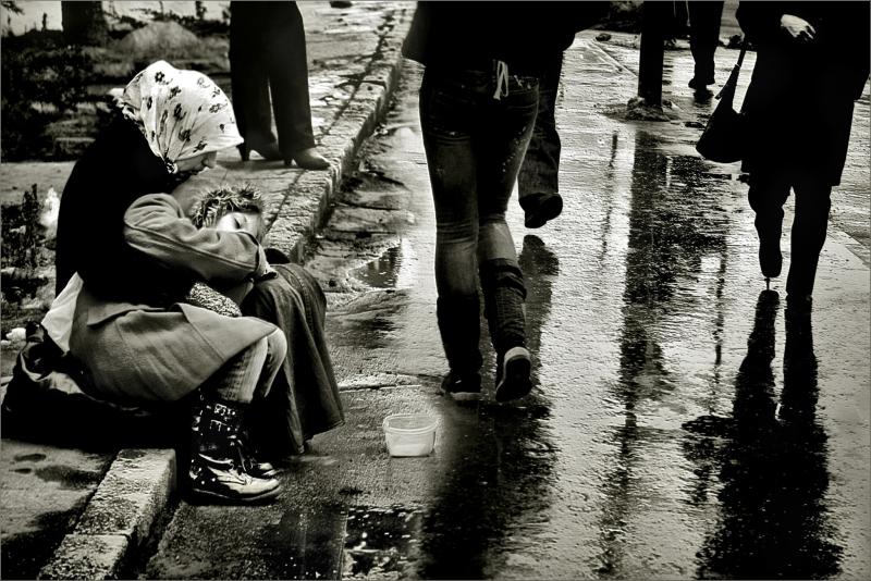 The Silent Beggar