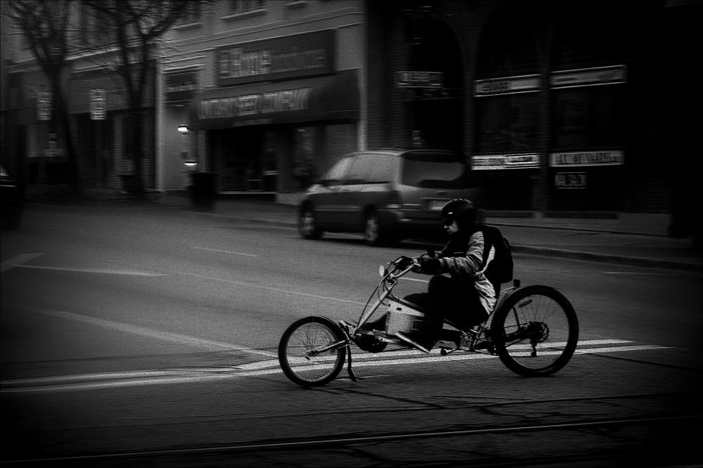 Strange Bike