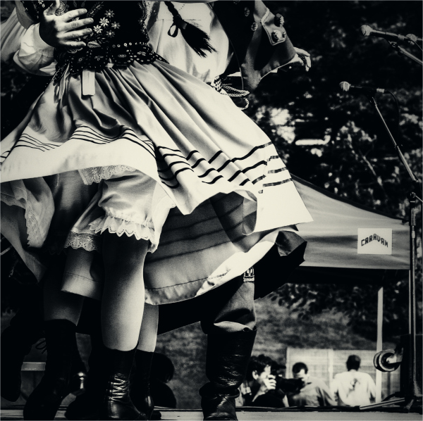 Hungarian Gypsy Dance
