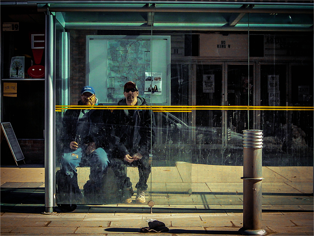 Bus Waiting