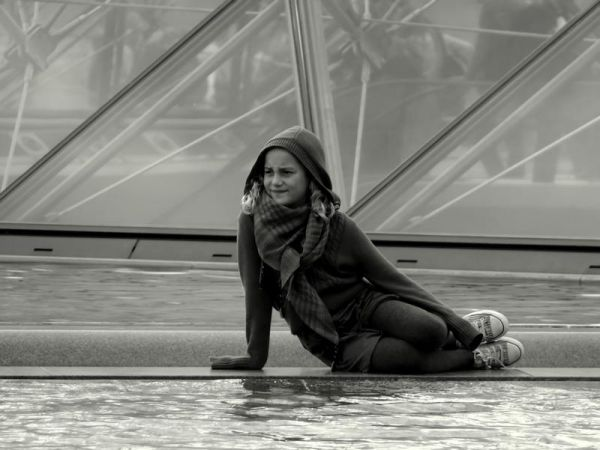 La sirène du Louvre