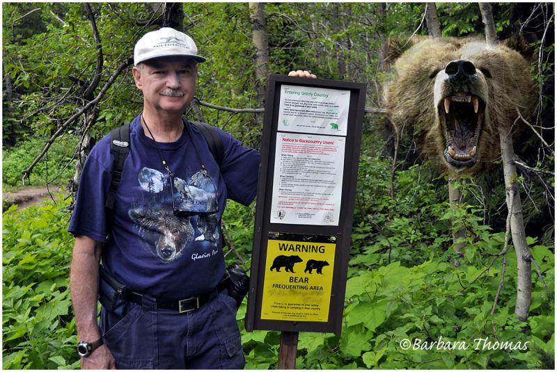 Bear Warning!