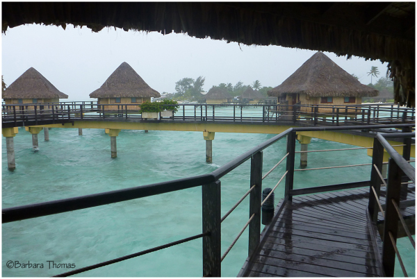 Typhoon Off Shore