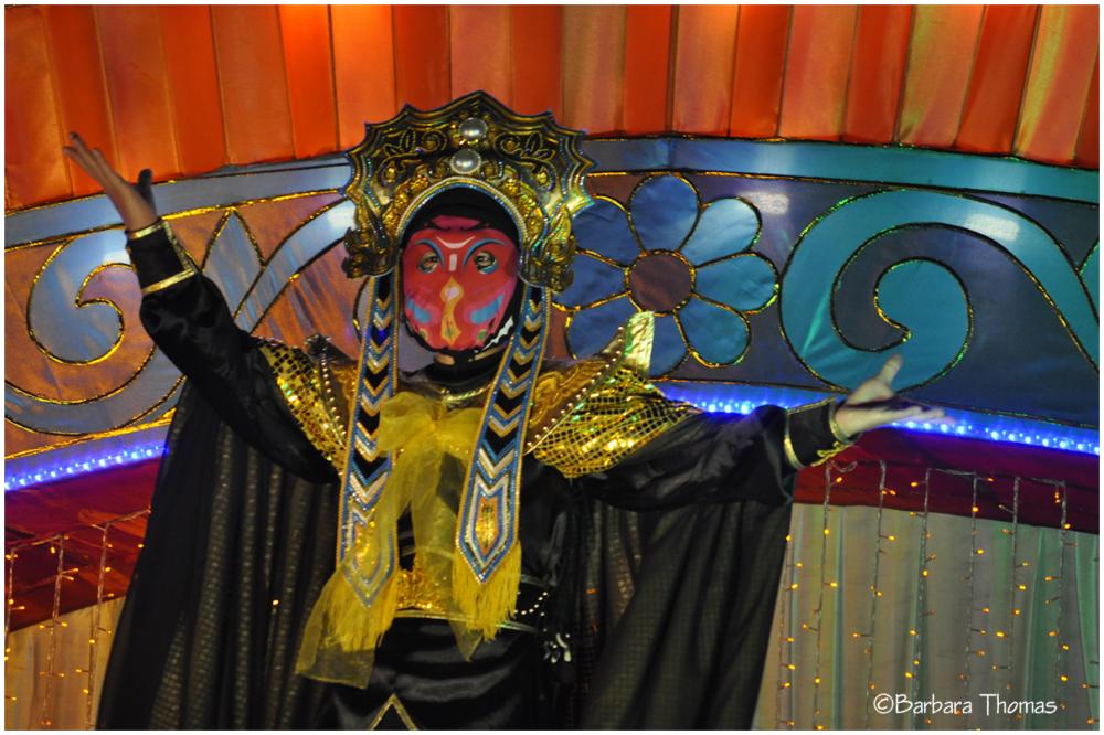 Chinese Opera Singer