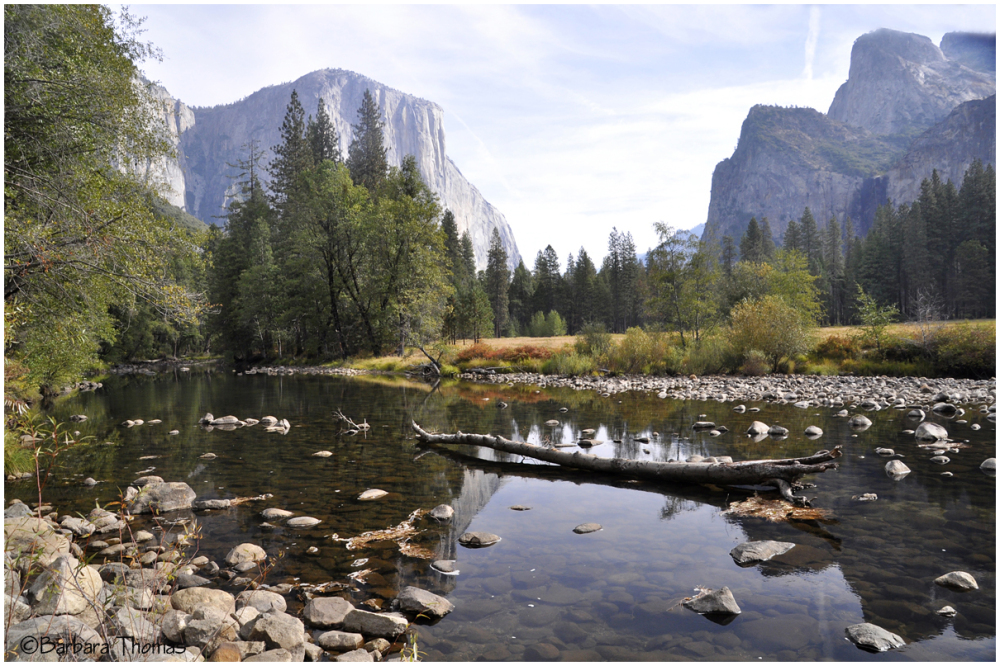 Autumn in Yosemite -1