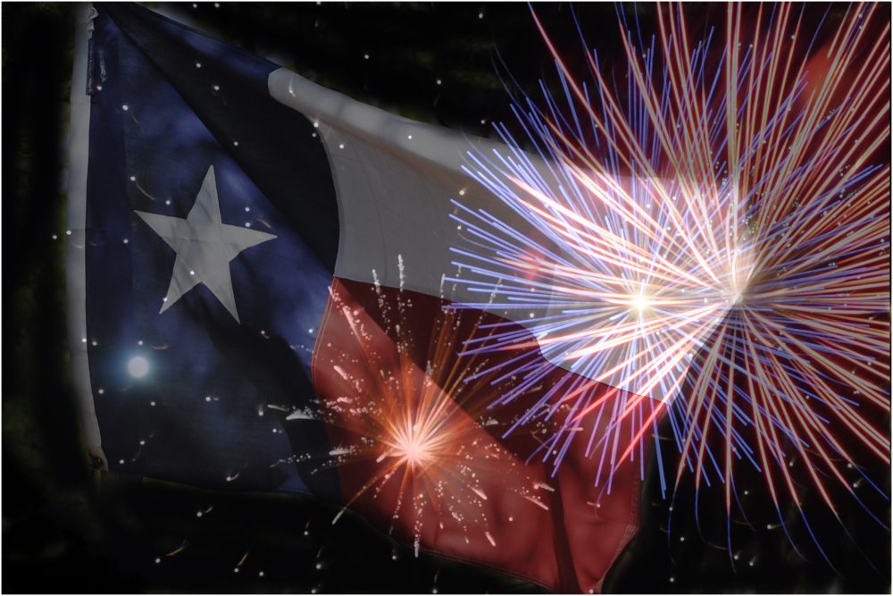 Happy July 4th Texas Style!