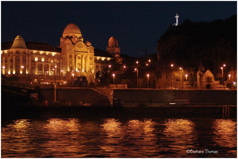 Night on the Danube