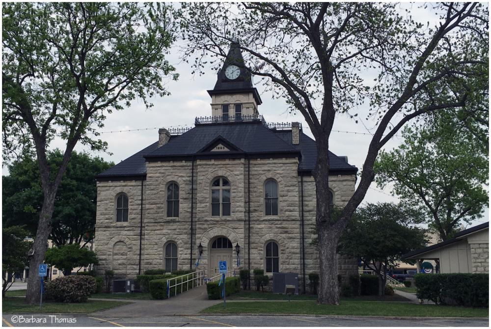 Historic Courthouse, Glen Rose