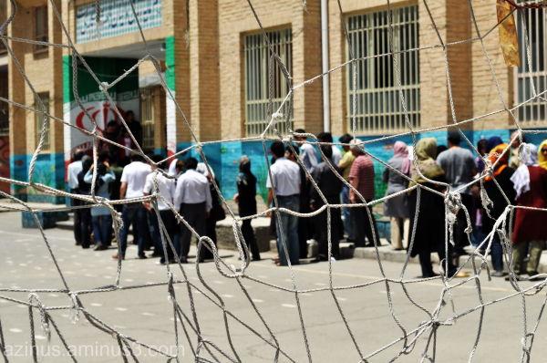 ELECTION CAMPAIGN in IRAN