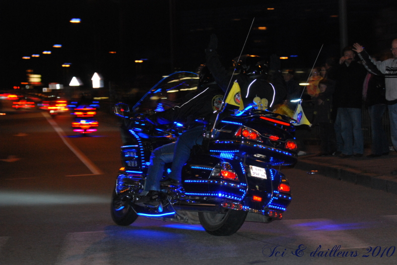 32ème Rassemblement International Goldwing Epinal
