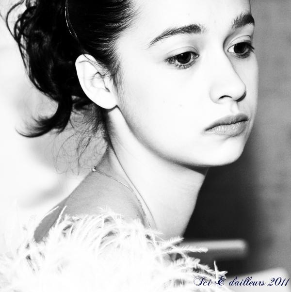 Gabrielle... ou le portrait d'un ange...