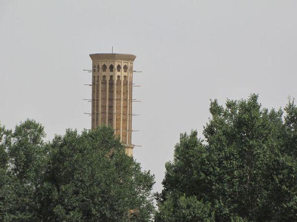 بادگیر باغ دولت آباد