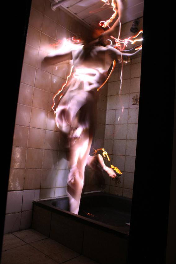 shower in Tomberg