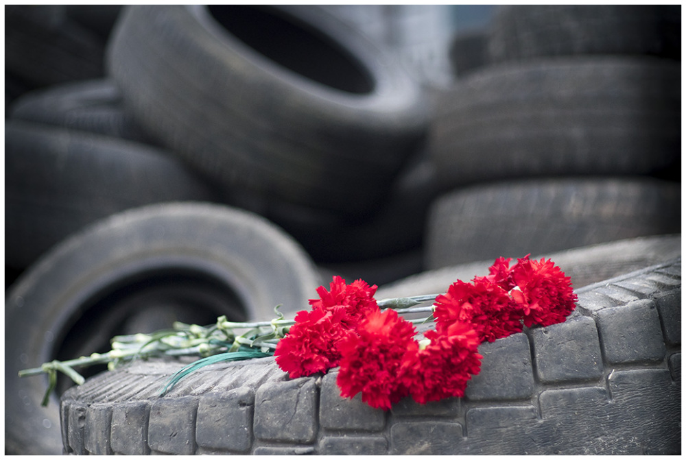 Maidan is mourning