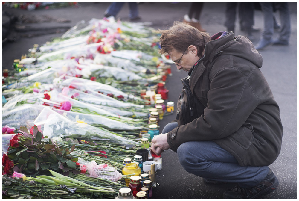 SORROW AT MAIDAN