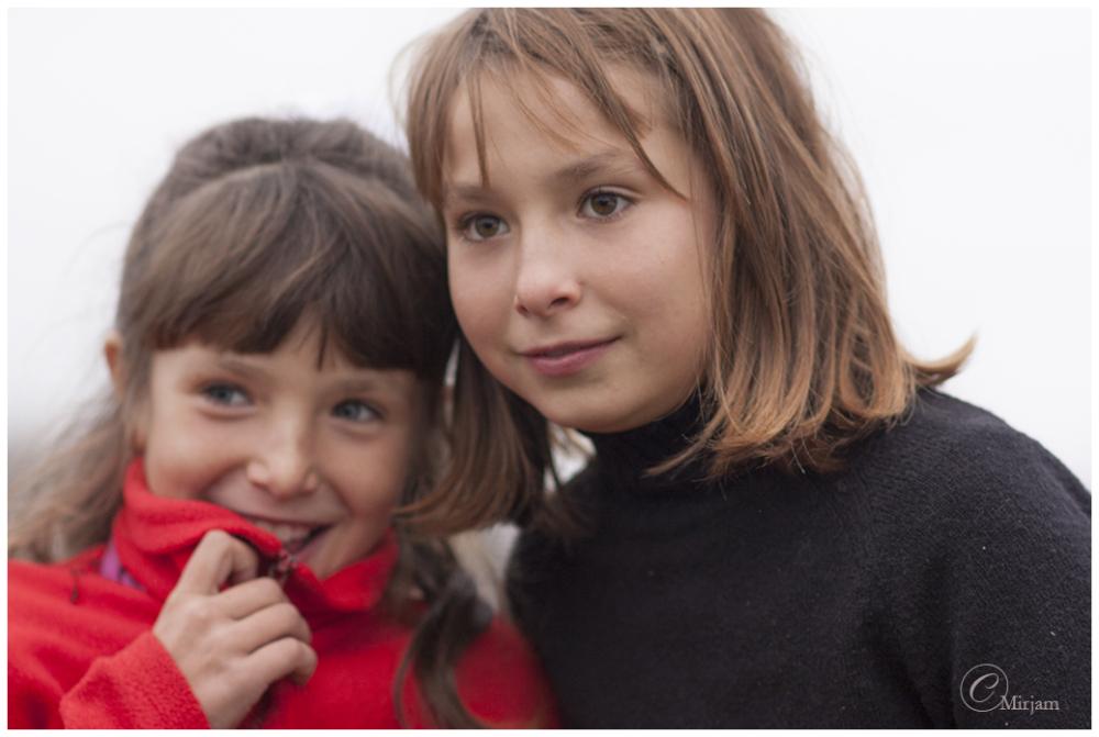 Anya and Yulia