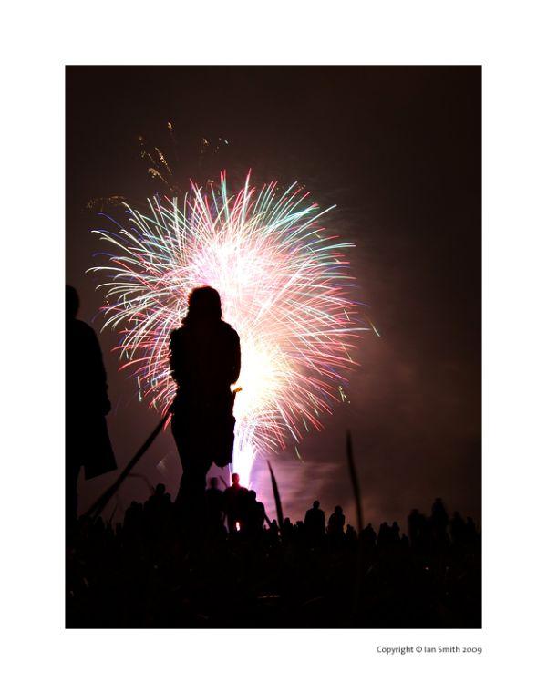 Fireworks Blackheath