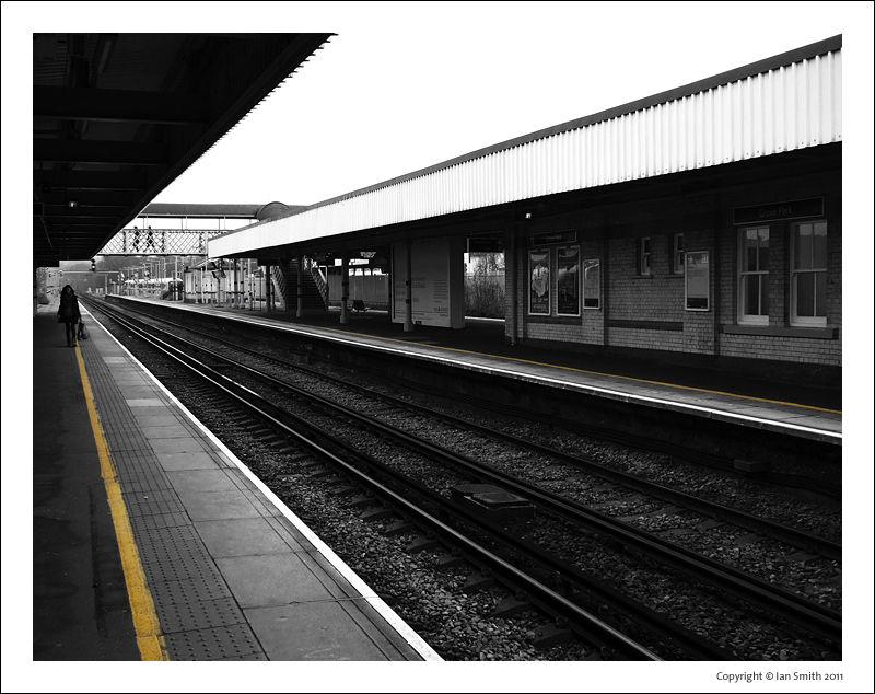 Grove Park Train Station