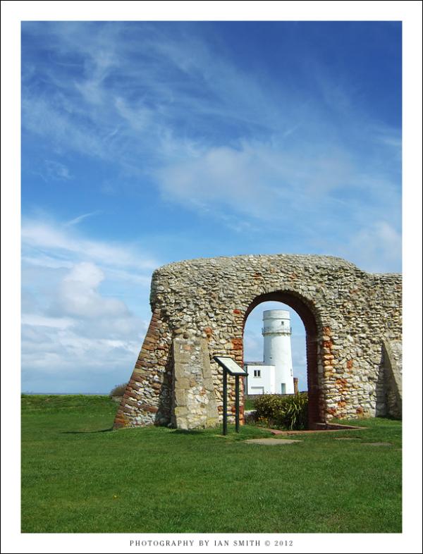 Ruins of St Edmund's Chapel, Hunstanton