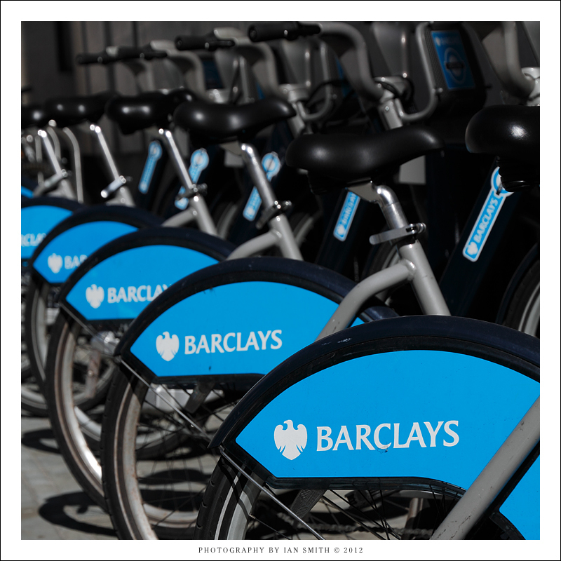 London's Boris Bikes