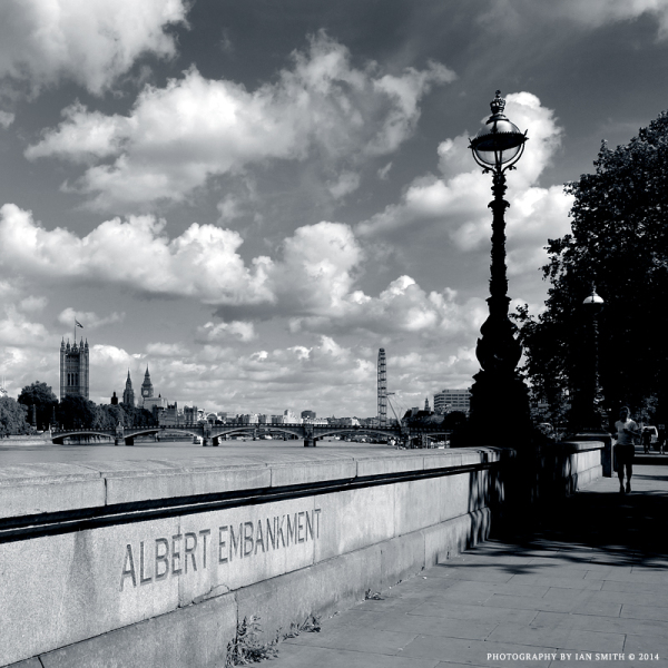 Albert Embankment, London