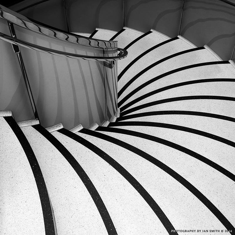Tate Britain Rotunda Staircase