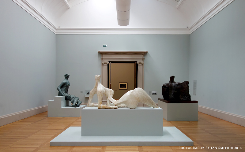 Henry Moore Sculpture Tate Britain