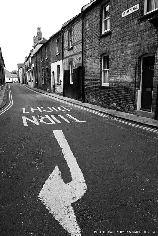 Priory Lane, King's Lynn, Norfolk