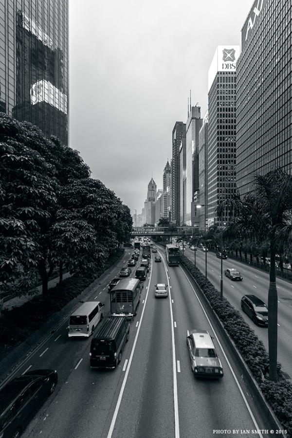 Gloucester Road, Westbound, Hong Kong