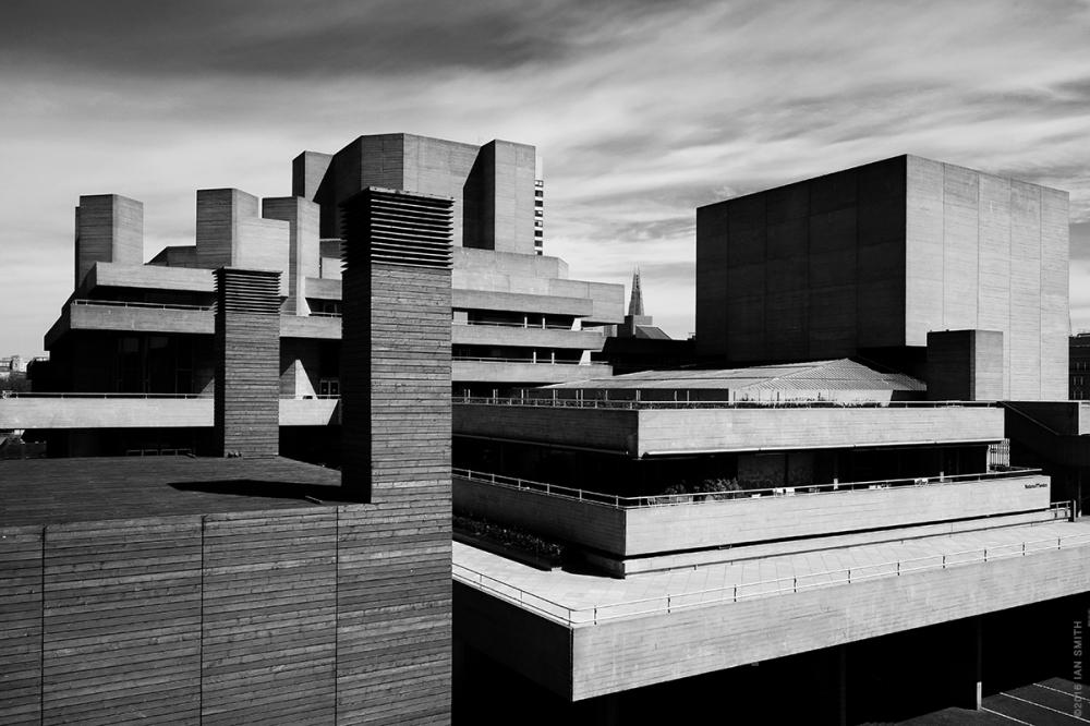 London Southbank Architecture