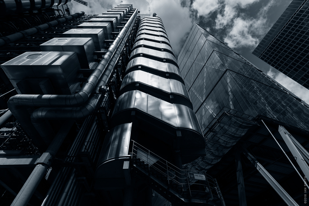 Lloyds Building and Cheesegrater