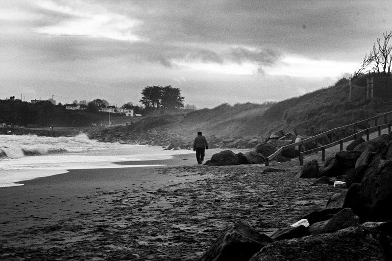 coutown, ireland, beach, walk
