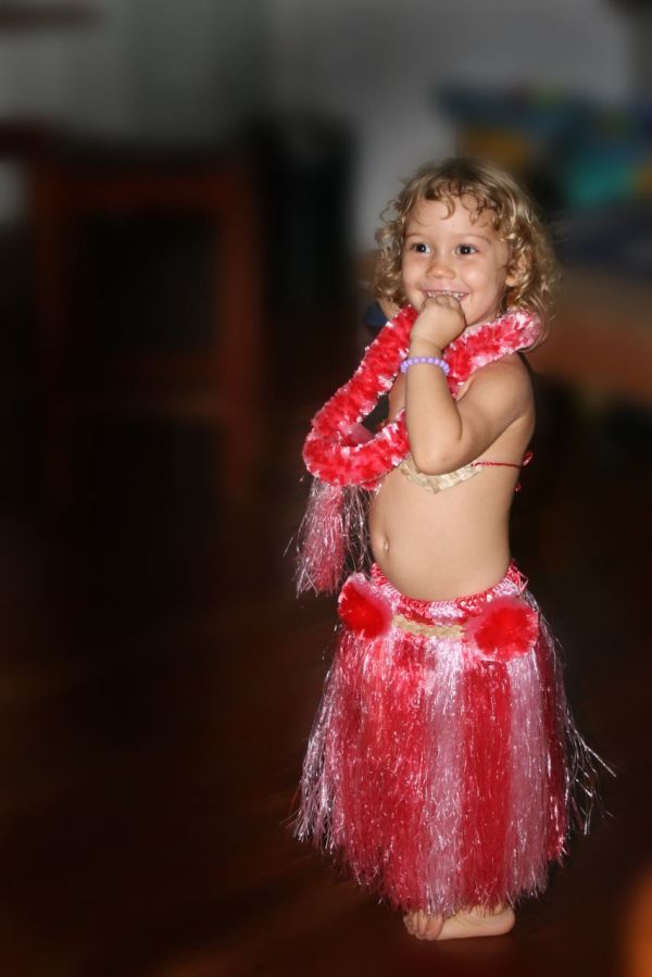 my hula girl
