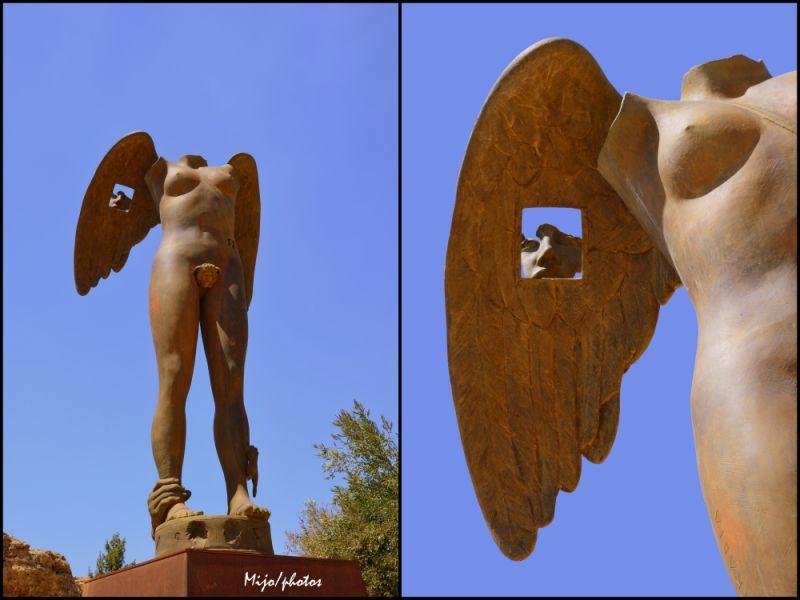 Sicile /10 : Agrigente, art ancien et art moderne