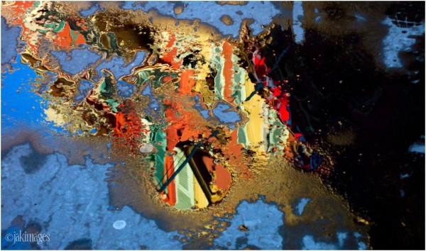 Reflets couleurs de Nice